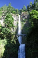 Columbia river gorge waterfalls