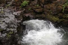 Rogue River lava tube exit